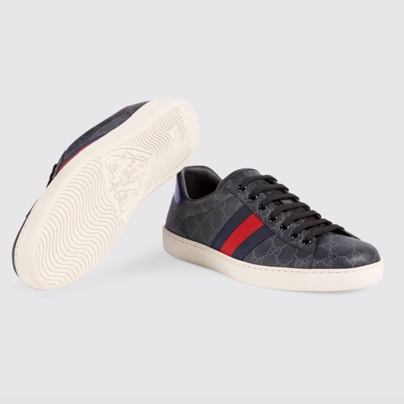 93a88d2290 Ace GG Supreme sneaker GUCCI SIZE 09 NWT